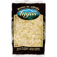 Brotes de germinados de alfalfa TUGAS, bolsa 150 g