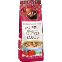 Muesli con frutos rojos DIET, paquete 300 g