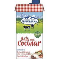 Nata para cocinar ASTURIANA, brik 1 litro