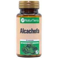 Alcachofa en cápsulas NATUR TIERRA, caja 80 unid.