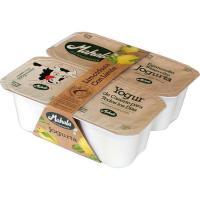 Yogur de limón MAHALA, pack 4x125 g
