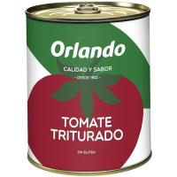 Tomate triturado ORLANDO, lata 810 g