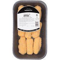 Croquetas de jamón BASARRI, bandeja 300 g