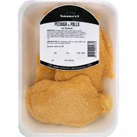 Pechuga de pollo con bechamel BASARRI, bandeja aprox. 330 g