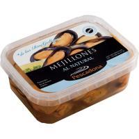 Mejillón al natural PESCANOVA, tarrina 150 g