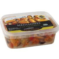 Mejillones a la vinagresa PESCADONA, tarrina 150 g