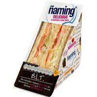 Sandwich de bacón ÑAMING, 1 unid., 170 g
