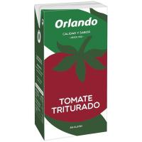 Tomate triturado ORLANDO, brik 510 g