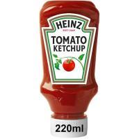 Ketchup HEINZ, bocabajo 250 g