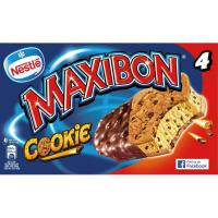 Maxibon Cookies NESTLÉ, pack 4x150 ml