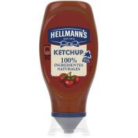 Ketchup HELLMANN'S, bocabajo 486 g
