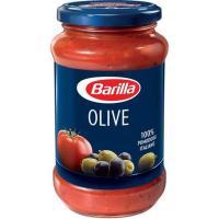 Salsa pasta olive BARILLA, frasco 400 g