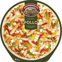 Pizza fresca de pollo TARRADELLAS, 1 unid., 410 g