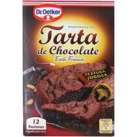 Tarta de chocolate DR.OETKER, caja 355 g