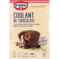 Coulant de chocolate DR.OETKER, caja 240 g