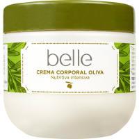 Crema de aceite de oliva belle, tarro 300 ml