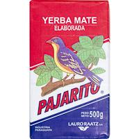 Yerba mate tradicional PAJARITO, paquete 400 g
