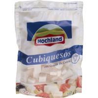 Cubiquesos de cabra HOCHLAND, bolsa 150 g