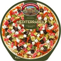 Pizza mediterránea CASA TARRADELLAS, 1 unid. 410 g