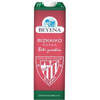 Leche Semidesnatada BEYENA, brik 1 litro