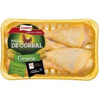 Jamoncitos de pollo de corral COREN, bandeja aprox. 560 g