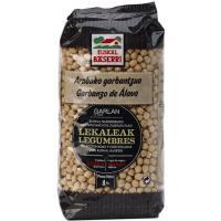 Garbanzo EUSKAL BASERRI, paquete 1 kg