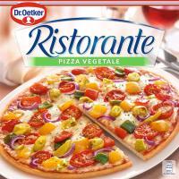 Pizza Ristorante Vegetale DR. OETKER, caja 355 g