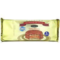Alfajores de chocolate MARDEL, paquete 150 g