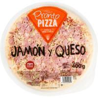 Pizza de jamón-queso PRONTO PIZZA, 1 unid., 400 g