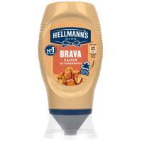 Salsa brava HELLMANN'S, bocabajo 250 g