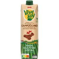 Bebida de soja sabor capuchino PASCUAL Vivesoy, brik 1 litro