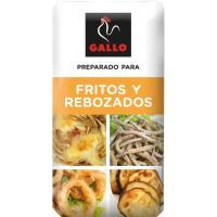 Harina para rebozados GALLO, paquete 1 kg