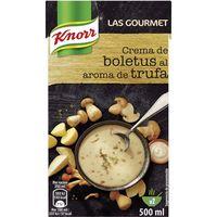 Crema Gourmet de boletus KNORR, brik 500 ml
