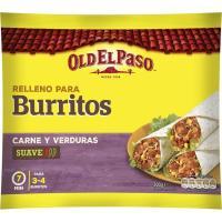 Preparado para burritos de carne OLD EL PASO, paquete 315 g