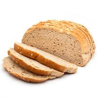 Hogaza de pan de centeno-avena, paquete 500 g