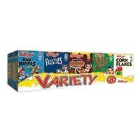 Cereales Variety KELLOGG'S, caja 202 g
