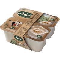 Arroz con leche casero MAHALA, pack 4x125 g