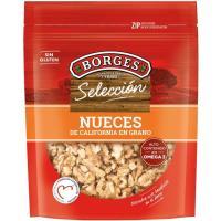 Nuez en grano USA BORGES, bolsa 130 g