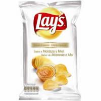 Patatas fritas sabor a mostaza-miel LAY`S, bolsa 128 g