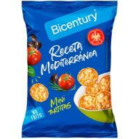 Tortitas mediterránea BICENTURY Nackys, paquete 70 g