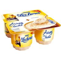 Arroz con leche LA LECHERA, pack 4x115 g