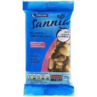 Mix de frutos secos Omega 3 EROSKI Sannia, bolsa 75 g
