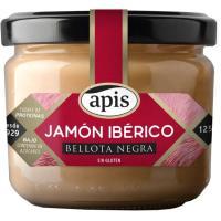 Paté de jamón ibérico APIS, frasco 125 g