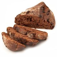 Pan de cacao-naranja, 230 g