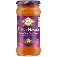 Salsa Tikka PATAK'S, frasco 350 g