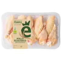 Alas de pollo ecológico COREN, bandeja aprox. 520 g