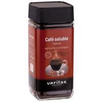 Café soluble natural VERITAS, frasco 100 g