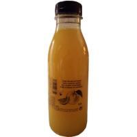 Zumo de naranja exprimido, botella 500 ml