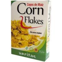 Corn Flakes VERITAS, caja 375 g