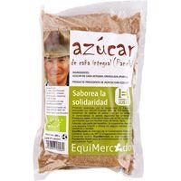 Azúcar de caña integral EQUIMERCADO, paquete 500 g